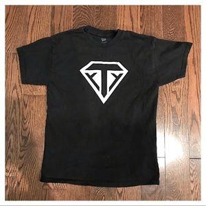 {Hanes} SuperTy Organization T-shirt, M